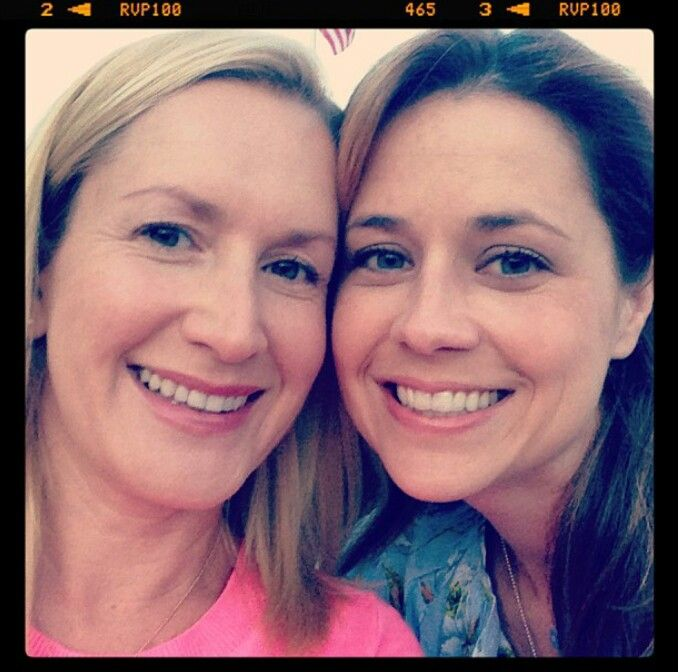 Angela and Jenna