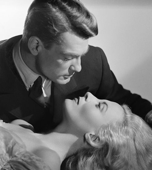 Michèle Morgan and Jean Marais, Studio Harcourt, Paris [1948]