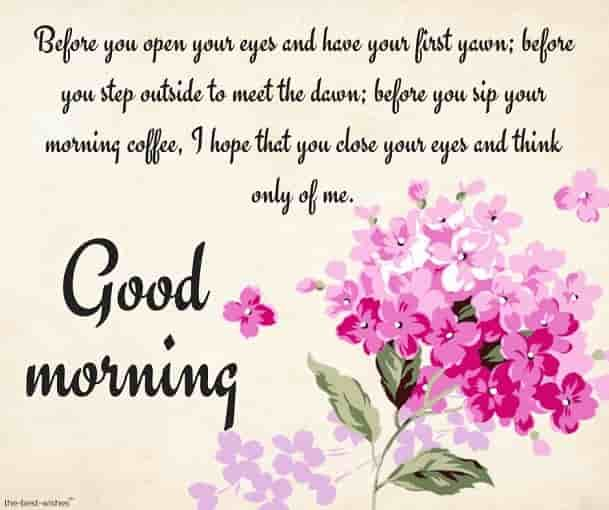 Romantic Good Morning Messages To My Love Best Collection Good Morning Wishes Love Romantic Good Morning Messages Good Morning Love