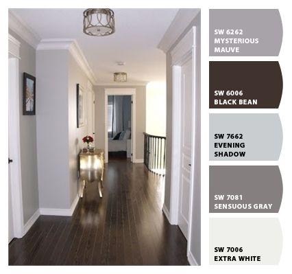 Living Room | Home Design | Revere pewter benjamin moore ...