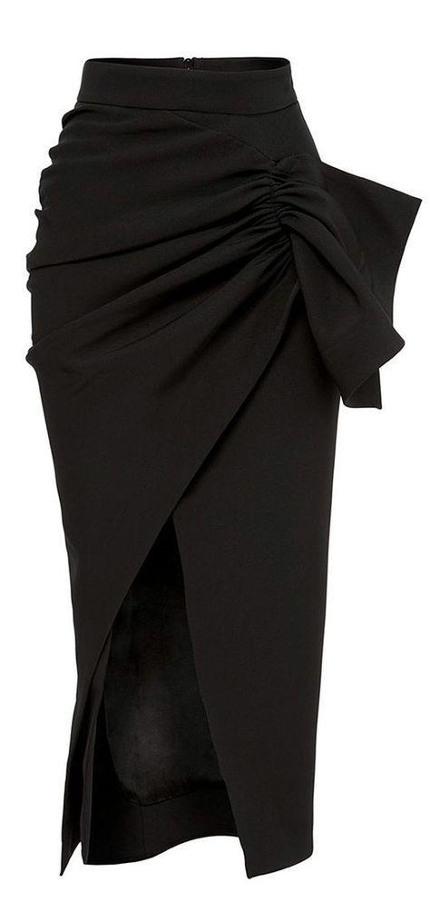 Awake ruffled maxi skirt, $715 |