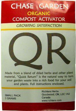 QR Herbal Compost Maker - Richters (T1300)