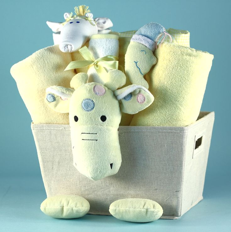 Unique Baby Gift Ideas To Make : Best baby shower gift basket images on