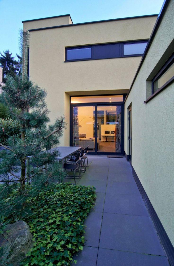 Modern Flat House Design: Best 25+ Flat Roof House Ideas On Pinterest