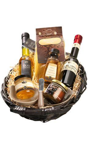 Een pakketje met vanalles van Oil&Vinegar is ook altijd zeer welkom en geliefd!