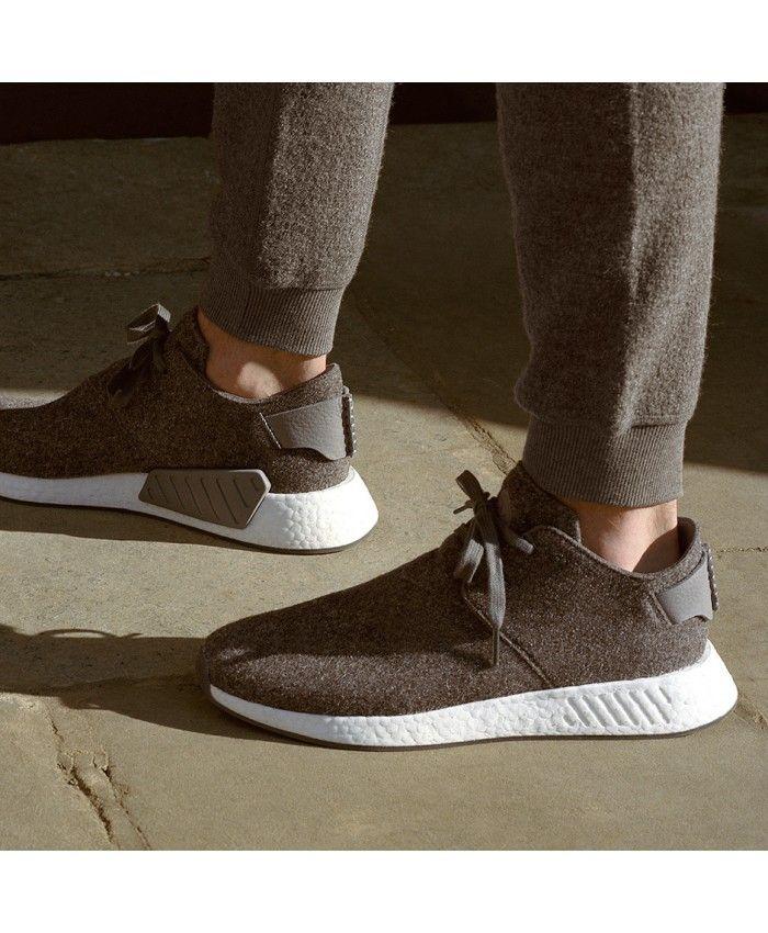 Adidas NMD CS2 Chukka Trainers   adidas nmd grey   Grey