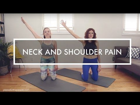 how to get rid of upper back and neck pain