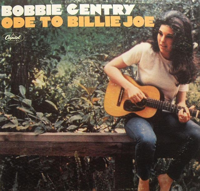 1960s BOBBIE GENTRY Ode To Billie Joe Vintage Vinyl Record LP Album Cover by Christian Montone, via Flickr
