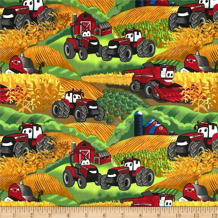 Case Ih Home Decor: 15 Best Tractor Quilts Images On Pinterest