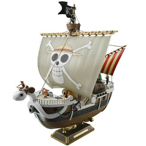 One Piece Thousand Sunny & Going Merry - Action Figure  You can visit our website Here-->> https://the-gift-shack.com/collections/by-interest/products/one-piece-thousand-sunny-going-merry-action-figure