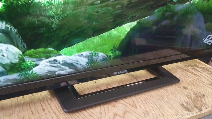 tv sharp led a vendre