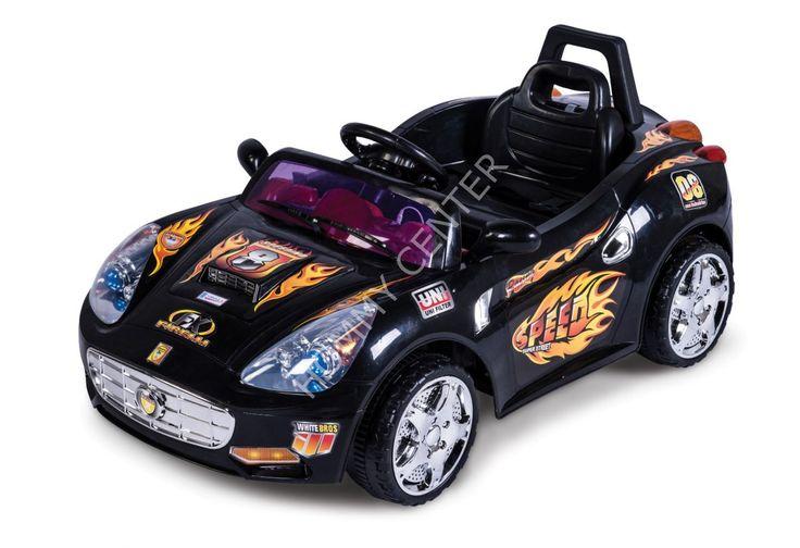 Baby2Go 9360 Akülü Kumandalı Ferrari Araba Siyah | Baby2Go | Akülü Arabalar