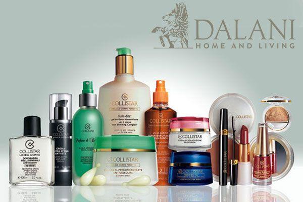 Dalani: -70% su tutti i prodotti Collistar:creme viso, trattamenti specifici, deodoranti, scrub e oli corpo, mascara, eyeliner e matite per occhi. Offerta limitata.