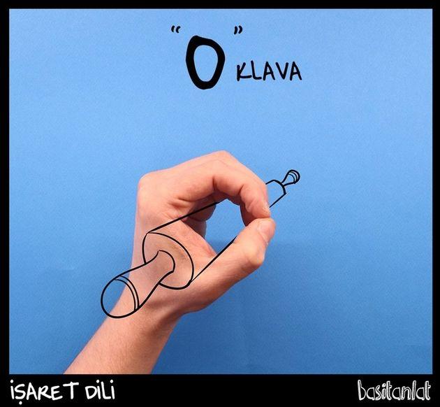 İşaret dili hiç bu kadar basit anlatılmadı
