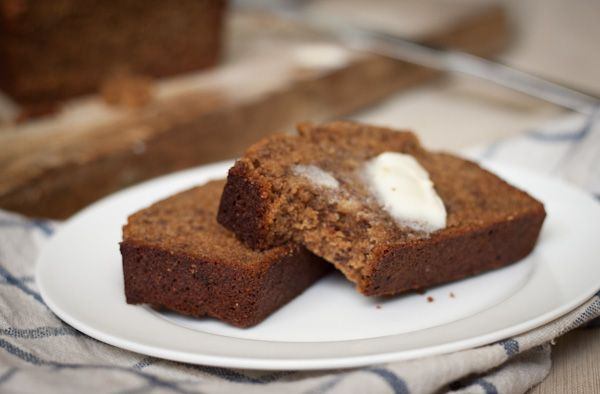 Brown Butter Banana Bread - Blogging Over Thyme