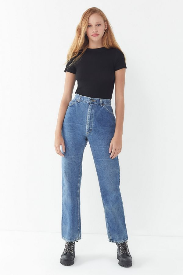 5911a6c8 Vintage Lee '90s Mom Jean in 2019 | Style Inspo | 90s mom jeans, Mom ...