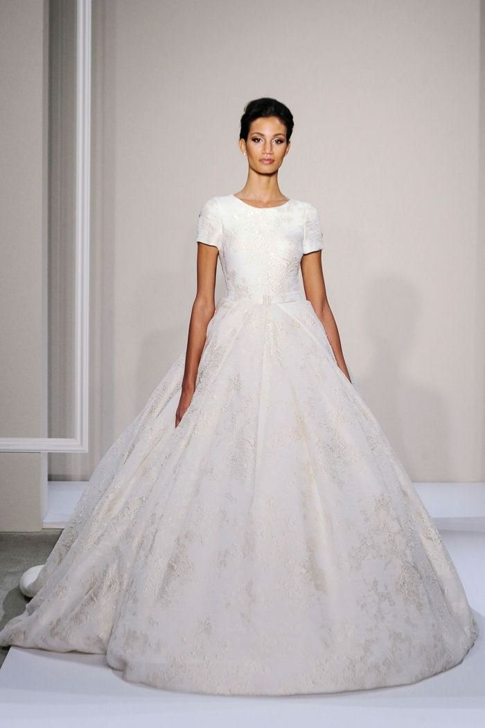 Robe de mariée Dennis Basso