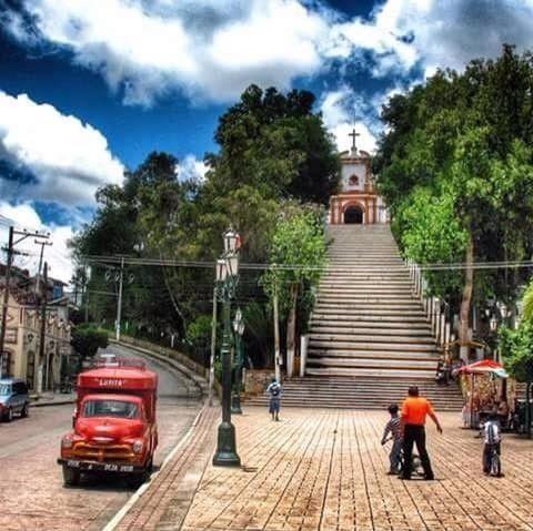 Destinos turísticos en Chiapas