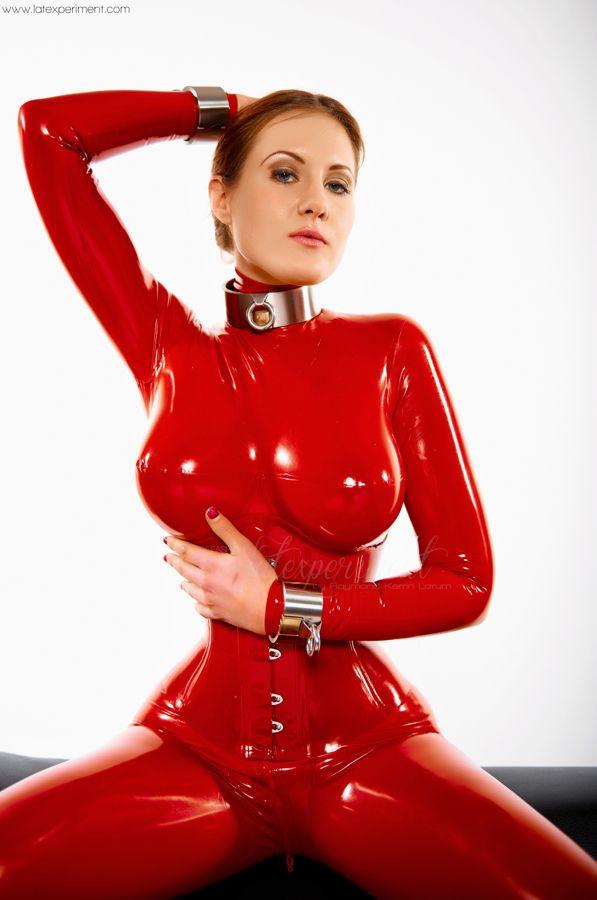 Valentines day comeback | Ankha van Ayken – Latex  Corset fetish model