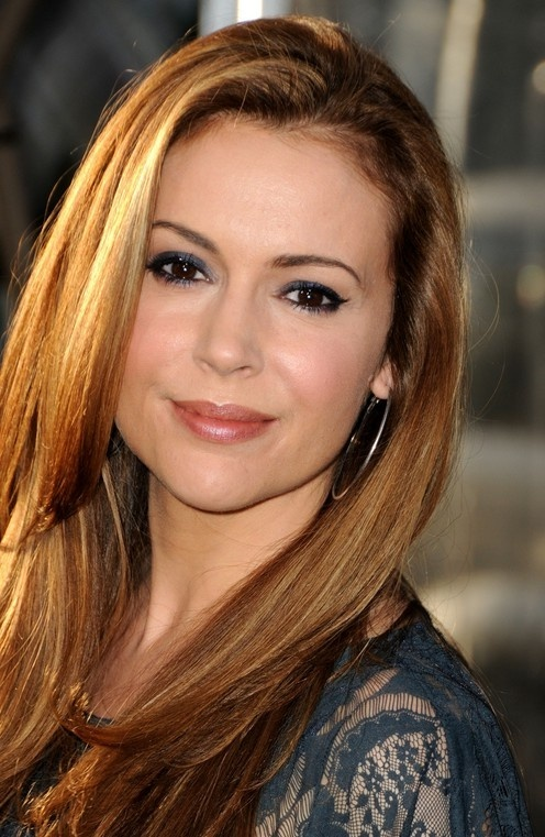 Alyssa Milano - Always been a fan throughout the years! Sam, Phoebe now on Mistresses!