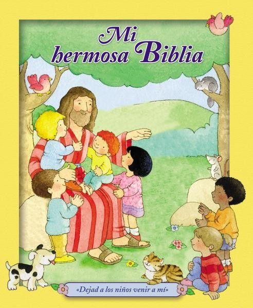 Biblia ilustrada para niños ✿⊱╮