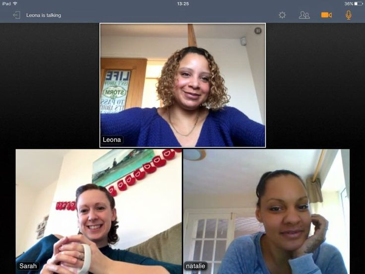 The internet makes the world a very small place. Connecting with my team, we are all hundreds of miles away from each other, but chatting like we are in the same room