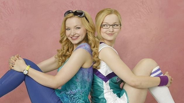 Liv and Maddie Rooney (Dove Cameron)