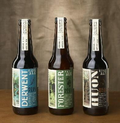 Two Metre Tall brewery, Derwent Valley