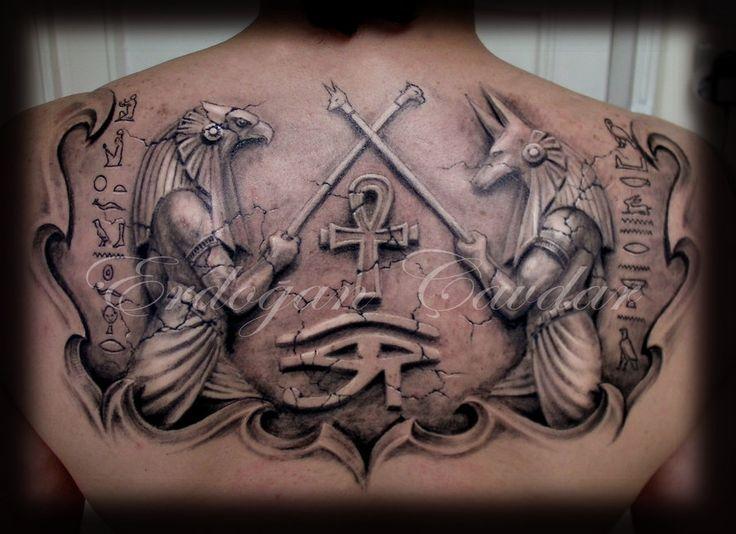 anubis tattoo - Pesquisa Google
