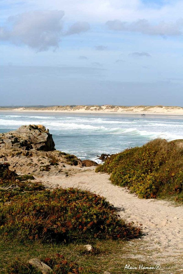 Just returned from a lovely week in Plomeur, Finistère, absolutely beautiful