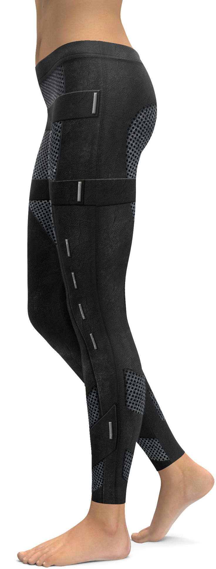 Stealth Leather Armor Leggings