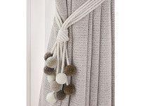Rialto Tie Back Camellia | Tivoli | Tie Back | Romo Fabrics | Designer Fabrics & Wallcoverings, Upholstery Fabrics