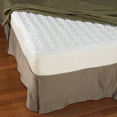 The Continuously Cooling Mattress Pad.