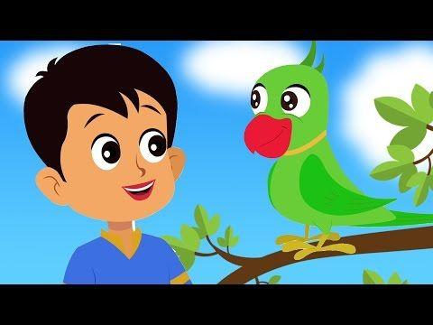Kuhu Kuhu Bole Koyal   Koyal Hindi Rhymes for Children   कुहू कुहू बोले कोयल   Hindi Poems For Kids - YouTube