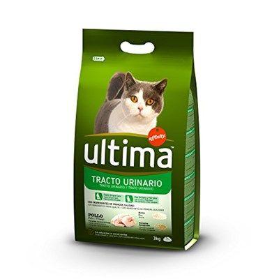 Chollo en Amazon España: Pienso para prevenir problemas del tracto urinario Ultima por solo 8,82€ (un 40% de descuento sobre el precio de venta recomendado y precio mínimo histórico)