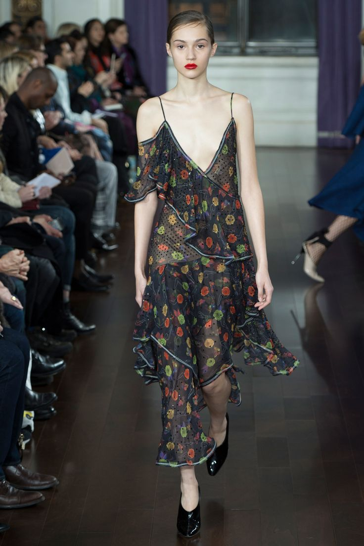 Jason Wu Fall 2017 Ready-to-Wear Collection Photos - Vogue
