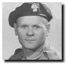 John Ramsey, Royal Fusilier,34 Section. Habitual Criminal/ 'Peterman' (Safe Breaker). Released from prison and given 'Full Pardon' if he joined30AU.