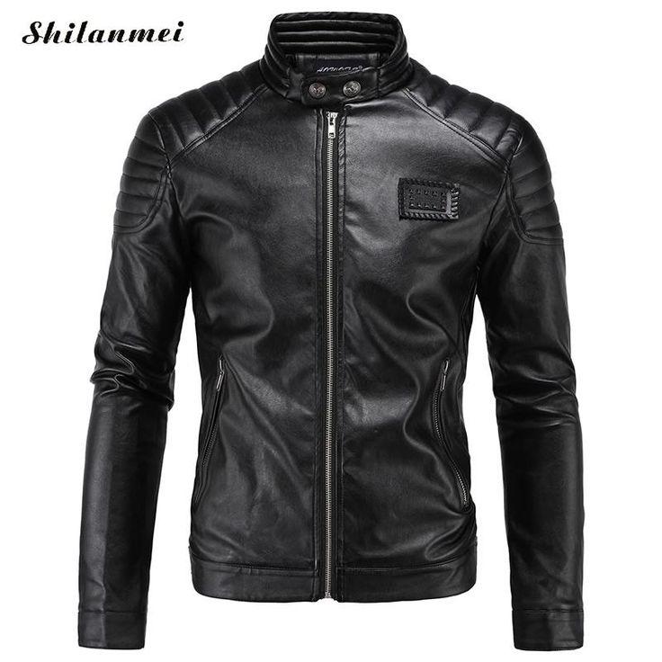 Best 25 Men S Leather Jackets Ideas On Pinterest Mens
