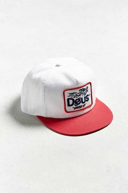 Deus Ex Machina Victor Baseball Hat