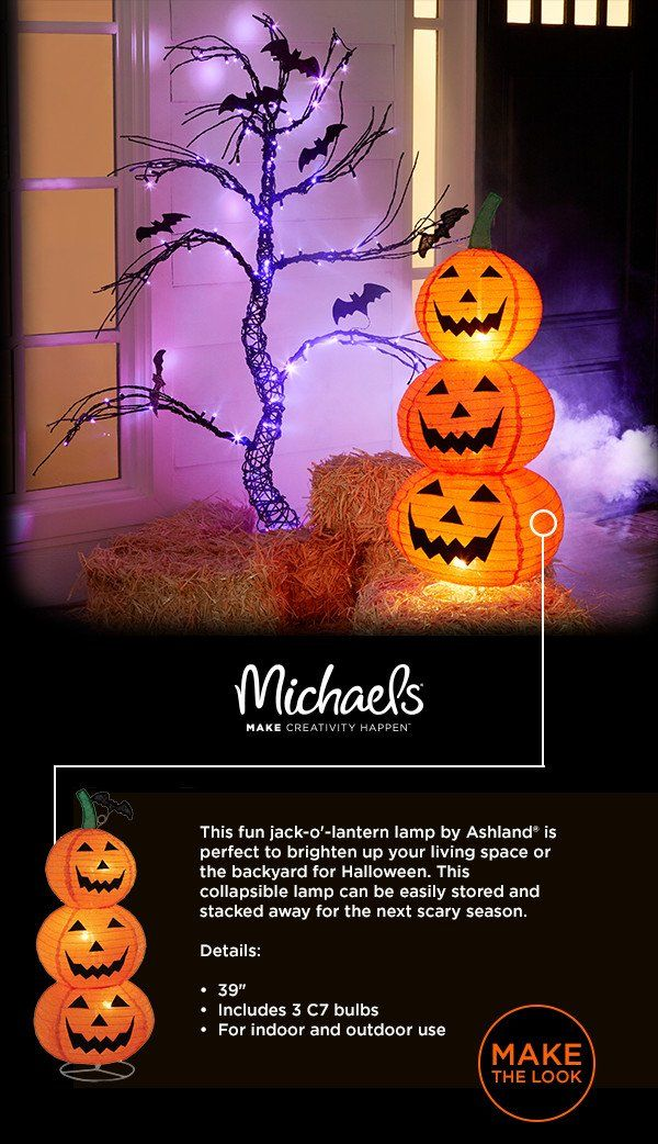 1590 best Halloween images on Pinterest Halloween decorations - halloween michaels