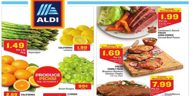 aldi specials this week March 1 to 3 2018 Simply Smarter Shopping