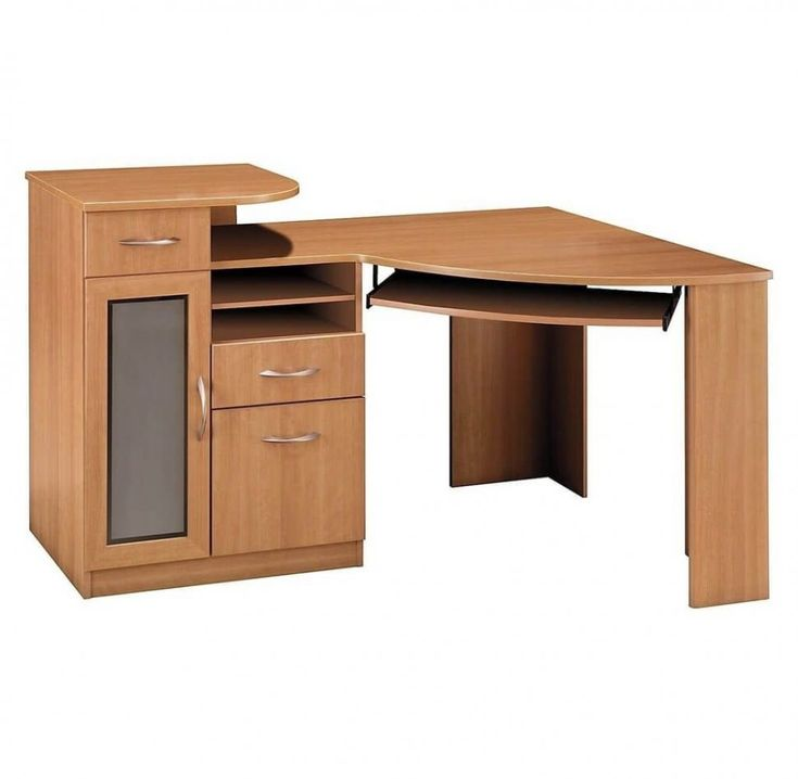 best 25 wood computer desk ideas on pinterest rustic Black Computer Desk Modern Glass Computer Desk