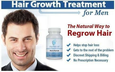 Provillus Hair Loss Treatment. Discover why more people are turning to PROVILLUS to PREVENT HAIR LOSS and REGROW HAIR with the only FDA APPROVED ingredient on the market.