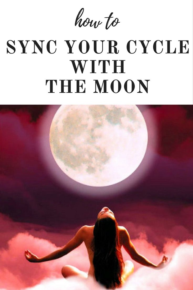 Learn how to sync your menstrual cycle with the moon. When our bodies become in-tune with natural lunar cycles, the gifts of our female rhythms become abundantly clear.