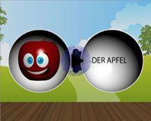 Deutsch für Kinder | Online Deutschkurs für Kinder 3-12, 1 Lektion Kostenlos!
