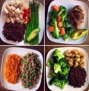 Меню для похудения – это список продуктов, которые можно употреблять каждый день. На его основе можно сделать таблицу правильного питания в домашних условиях и придерживаться ее.