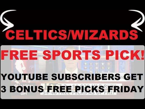 Free Sports Picks NBA  Boston Celtics vs Washington Wizards Predictions May 12th Vernon Croy Free Sports Pick NBA Free sports picks and premium sports picks are at: WEBSITE: http://ift.tt/2t6mT7Z Your Free Sports Pick for Friday May 12th 2017 is on the Boston Celtics against the Washington Wizards. Visit http://ift.tt/2tBIc4F to get more free NBA picks each day. Enjoy $60 free of my premium member only NBA predictions here: http://ift.tt/2t6kcU2 Subscribe here…