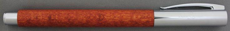 Faber-Castell Ambition Pearwood Fountain Pen Medium Nib