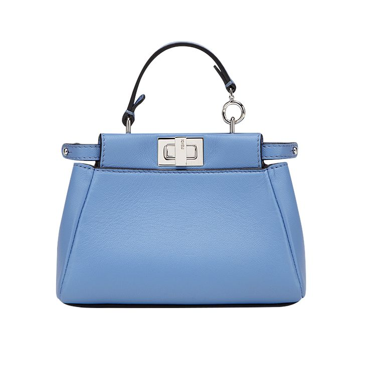 The polls are closed, your votes are in, and the official It Bag of 2015 has been named: it's Fendi's Micro Peekaboo bag!