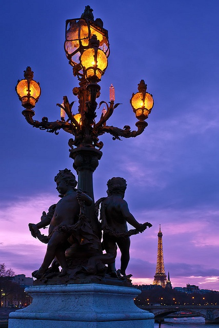 Paris, France. by Oufti!, via Flickr